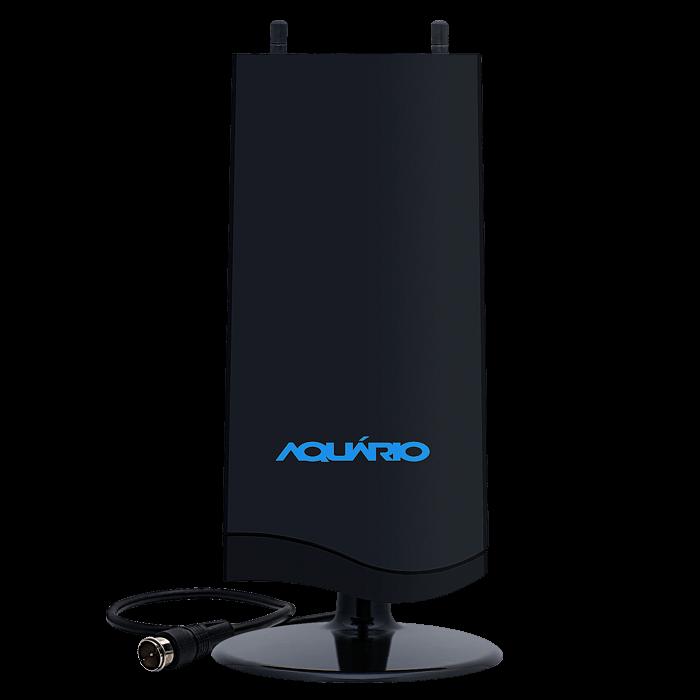 Antena Digital em Black Piano DTV-4500