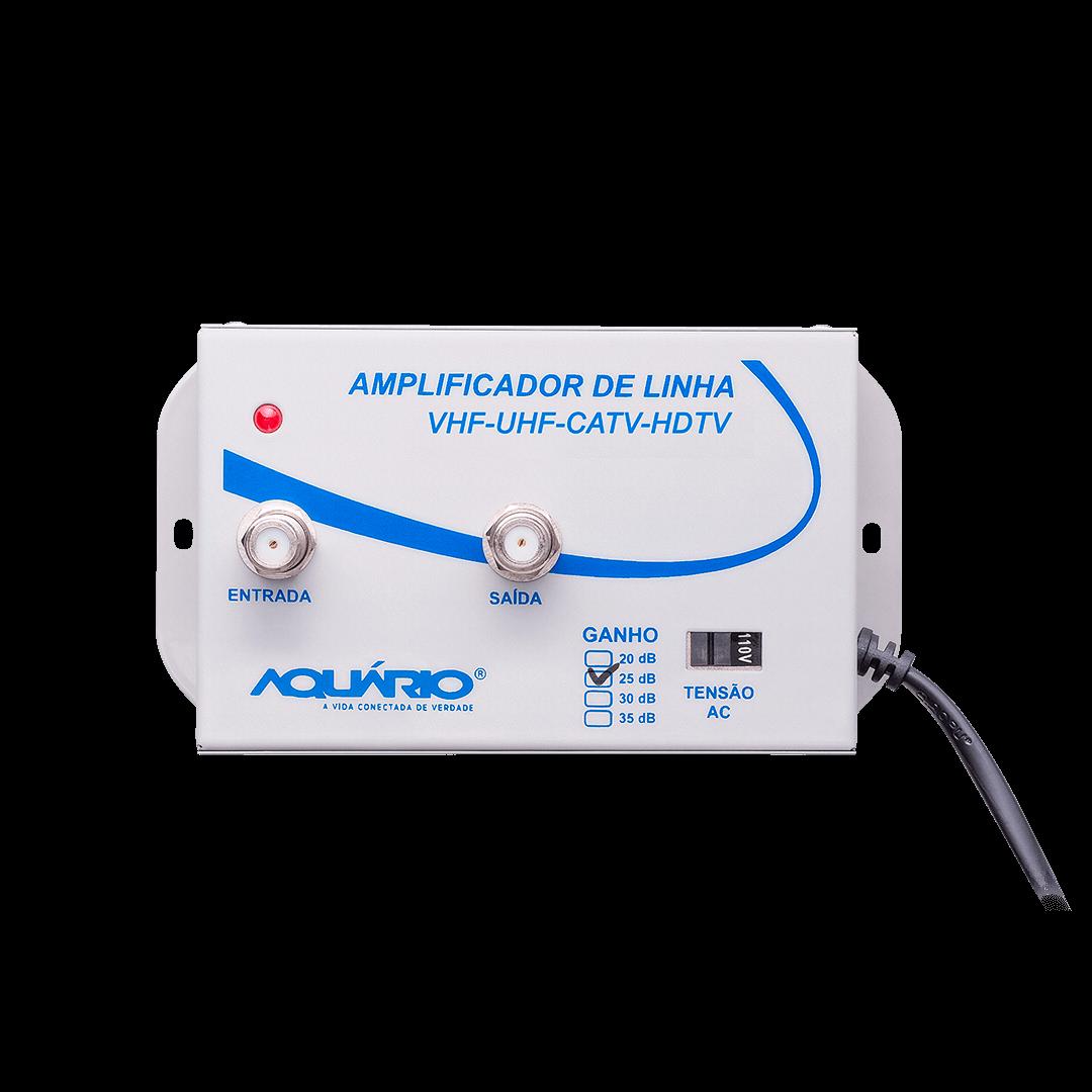 Amplificador de Linha para TV - AL-25