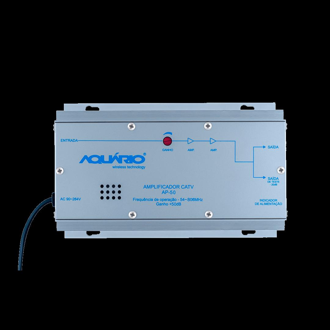 Amplificador de Potência para TV - AP-50
