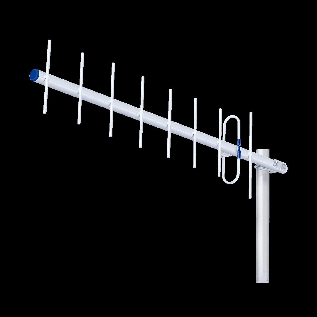 Antena Externa Celular YAGI 4G 700MHz 14DB - CF-714