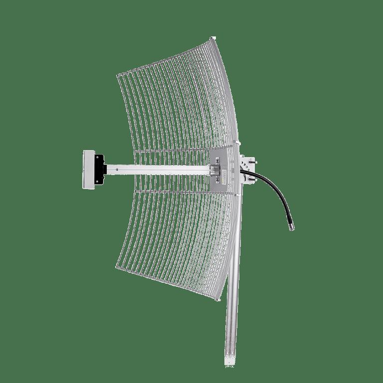 Antena parabolica grade internet mmds 25dbi aquario MM-2425