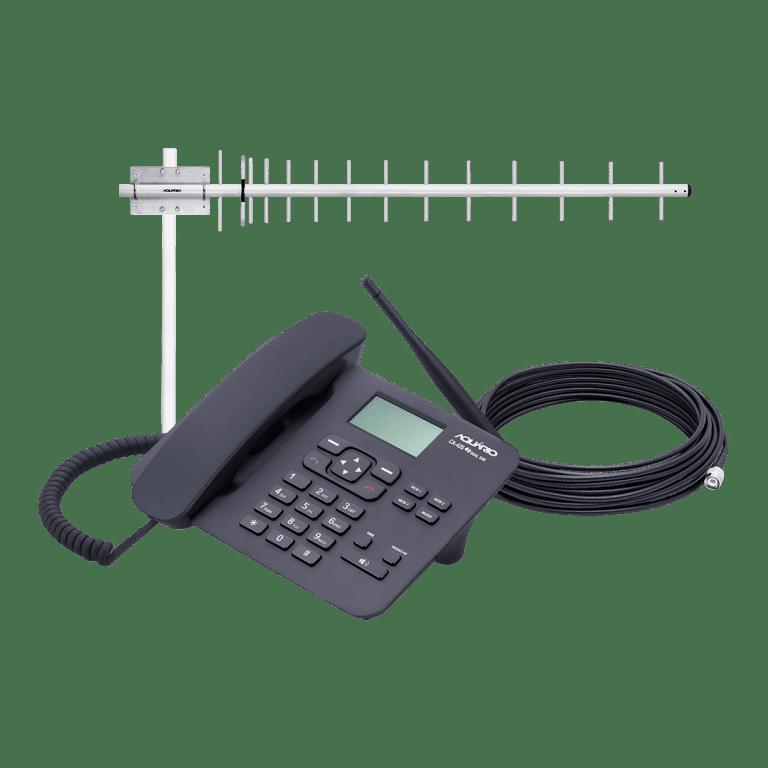Celular rural 800mhz dual chip CA 802