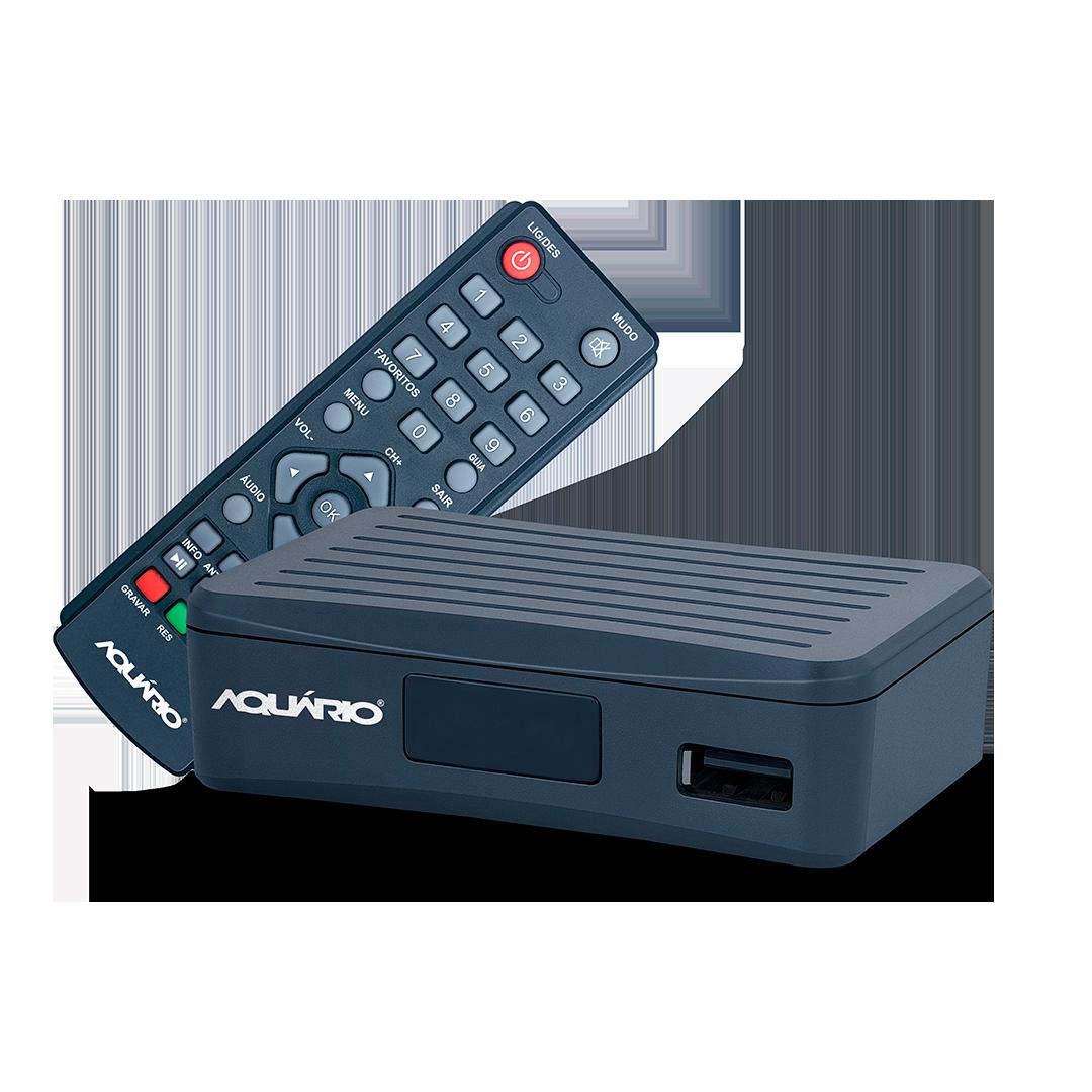 Conversor gravador digital full hd aquario DTV-4000S