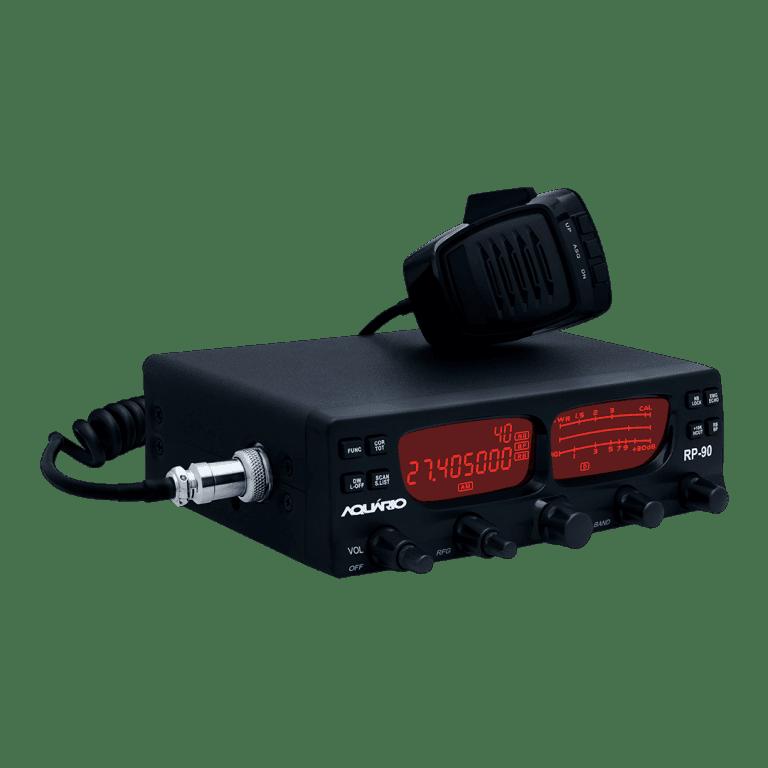 RP-90 Aquário Rádio PX 80 Canais