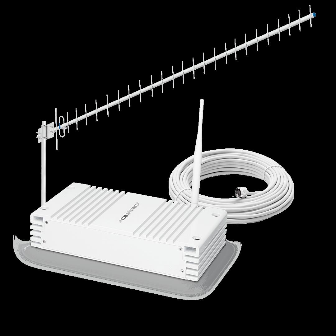 Repetidor amplificador de sinal celular 700mhz 70db 4G SC MRP RP-0770