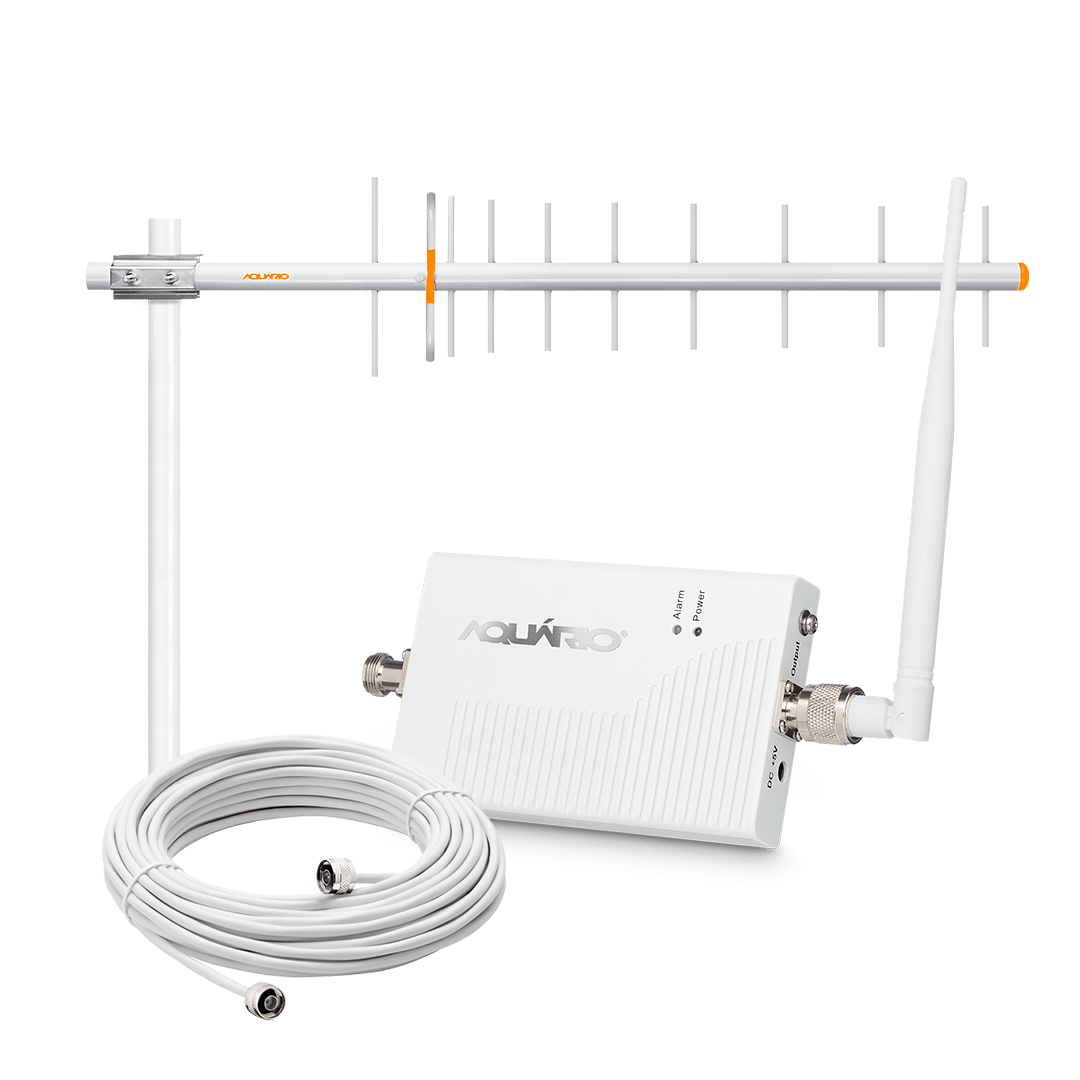 Repetidor e amplificador de sinal celular 900mhz 60db aquario SC MRP RP-0960