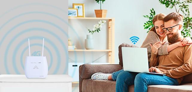 blog modem 4g wifi md-4000 aquário exemplo