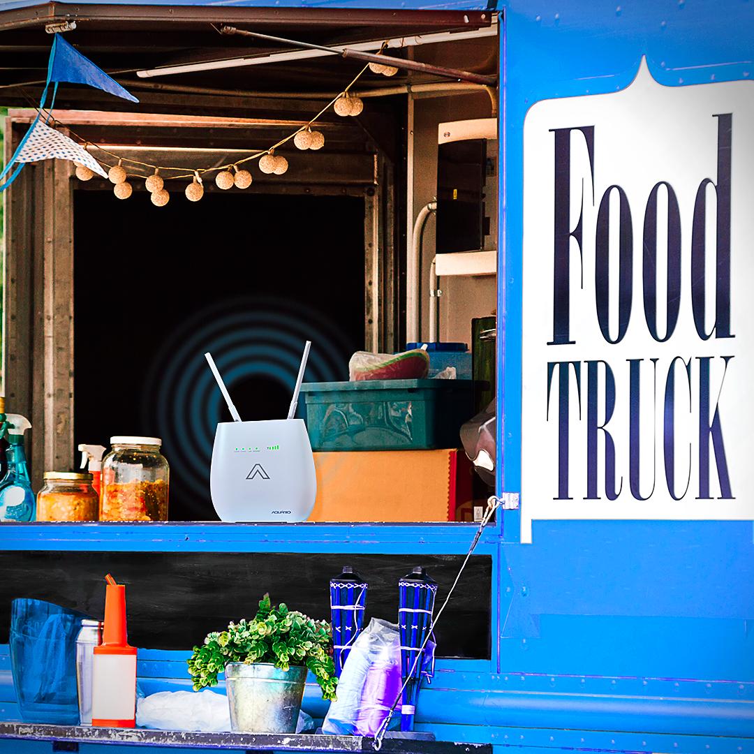 Post blog MD-4000 Food Truck