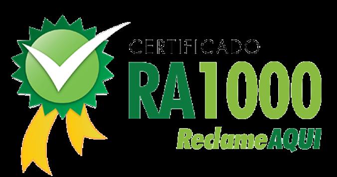 SELO-RA-1000 reclame aqui