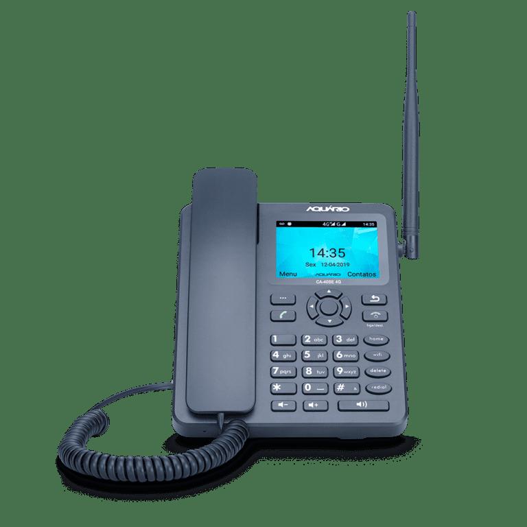 Celular de Mesa 4G Série Especial - frente