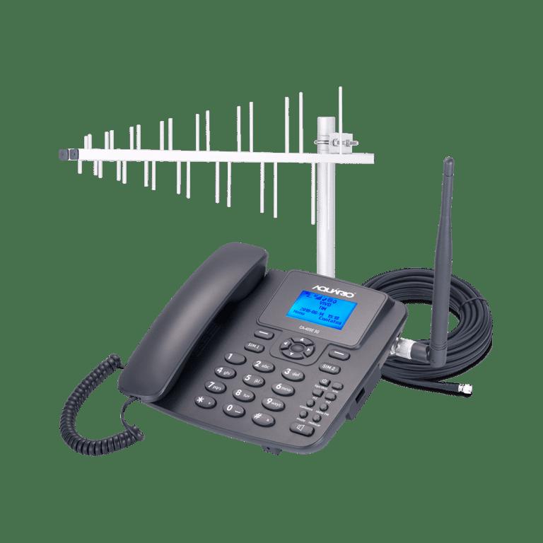 celular rural de longo alcance 3G