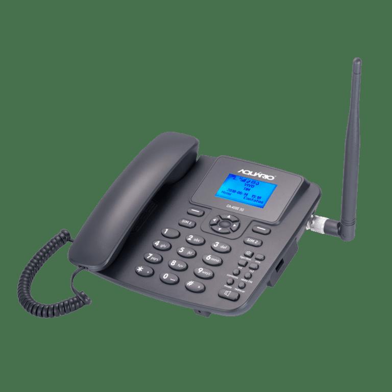 Celular de Mesa 3G Série Especial